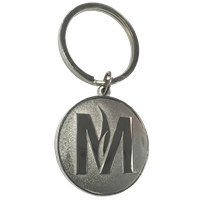 3D Academic Key Tag