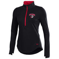 Under Armour Womens Charged Cotton 1/2 Zip
