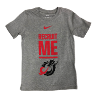 Nike Youth Recruit Me Tee