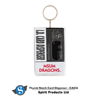 Spirit Dragons Thumb Notch Id Holder