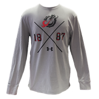 Under Armour Waco Charged Cotton Ls Tee