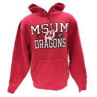 Blue 84 Msum Dragons Hamden Hood