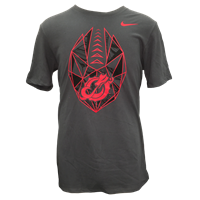 Nike Football Dri Cotton Tee