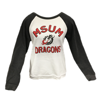 BLUE 84 WOMENS DRAGONS CREW