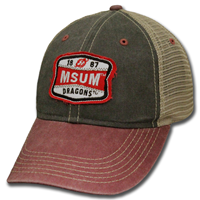 Ouray Msum Dragon Patch Legend Cap