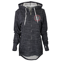 Ouray Ladies Msum Dragons Cruise Full Zip
