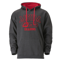 Ouray Msum 1887 Benchmark Color Block Hood
