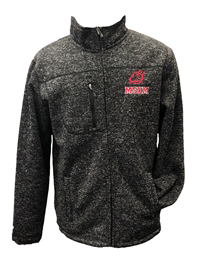 Tow Mens Msum Dragons Full Zip Sweater