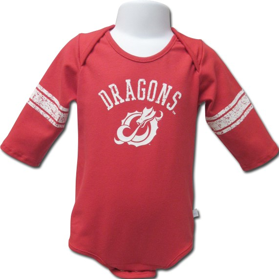 Third Street Dragons Jersey Infant Onesie (SKU 11215486105)