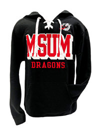 Tow Big Shore Msum Dragons Lace Up Hood