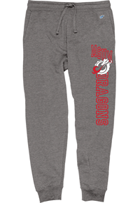 BLUE 84 MSUM DRAGONS JOGGER PANT