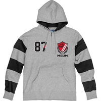 Blue 84 Dragons 87 Rugby Hood