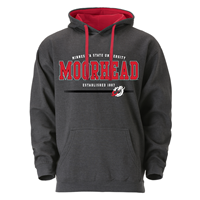 Ouray Msum Dragons Colorblock Hood